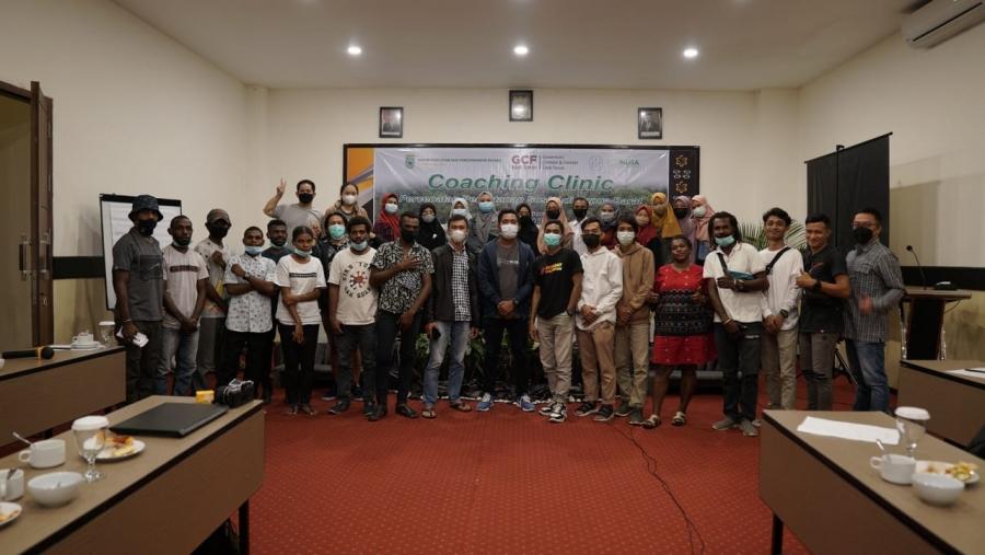 Workshop Infografis, bersama Econusa Timur, Mahasiswa Hukum Unimuda Ikut Memperingati Hari Hutan Sedunia.